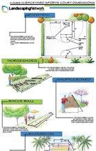 Sport Court Dimensions PDF