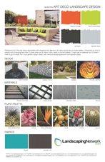 Art-Deco Landscape Design Pdf