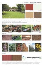 Ranch Landscape Design