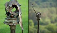 Bronze, Telescope, Garden, Porter, Pedestal Telescopes of Vermont  , VT