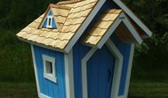 Playhouse, Crooked Kids Crooked House , ME