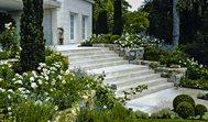 Wide Stone Steps International Garden Artisans La Verne, CA