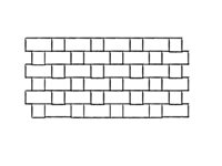 Brick Patterns, Flemish Bond Landscaping Network Calimesa, CA