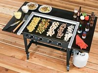 teppanyaki tabletop