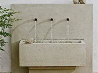 Modern Wall Fountain