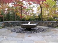 Granite Millstone Fountains