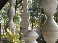 Mid-Century Garden Elements