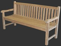 Teak Benches for the Garden