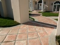 saltillo tile pavers