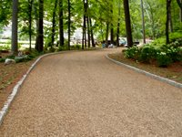 Gravelpave, Porous Paving System Invisible Structures ,