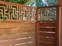 Modular Lattice Screens