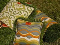 Turf Covered Outdoor Décor