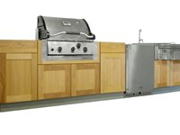Predesigned Outdoor Kitchen Packages