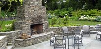 Extend the Season with a Fireplace