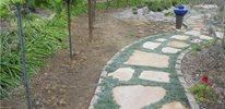 water-wise walkway