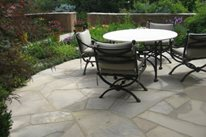 Flagstone, Patio Driveway Accent Landscapes Colorado Springs, CO