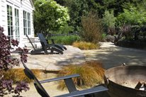 Lawnless Family Garden