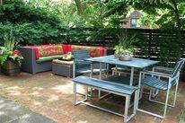 City Garden Patio Patio Livable Landscapes Wyndmoor, PA