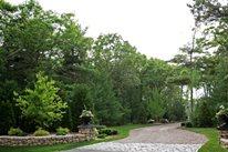 Cape Cod Driveway Elaine M. Johnson Landscape Design Centerville, MA