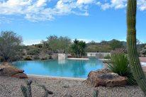 Desert Pool Walkway and Path PlanWorx Dallas, TX