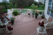 Composite Deck, Low Maintenance Deck Archadeck of Fort Wayne Ft. Wayne, IN