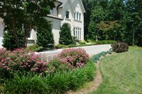 Colonial Landscape Design