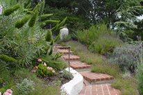 Brick Steps, Garden Steps Entryways, Steps and Courtyard Maureen Gilmer Morongo Valley, CA