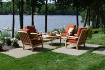 Sitting Area Belknap Landscape Co., Inc. Gilford, NH