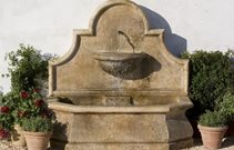 Freestanding Wall Fountain Cost