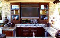 Luxury Outdoor Kitchen Cost