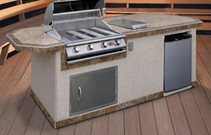 Prefab Outdoor Kitchen Cost