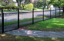 Wrought Iron Fence Cost