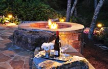 Built In Fire Pit Cost