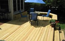 Pressure Treated Deck Cost