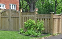 Wood Fence Cost