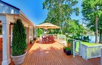 Cedar Deck Cost