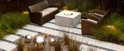 Small Gardens - Geometric Flair