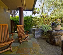 Front Porch Backyard Landscaping Landscaping Network Calimesa, CA