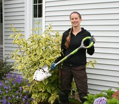 Genevieve Schmidt Landscape Design and Fine Maintenance Arcata, CA