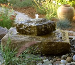 Rock Fountain, Garden Fountain