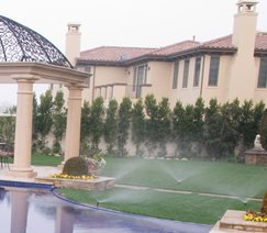 Sprinkler Design The Green Scene Chatsworth, CA