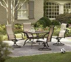 Poly Outdoor Furniture Patio