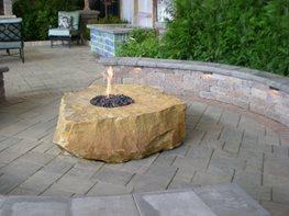 Boulder Fire Features