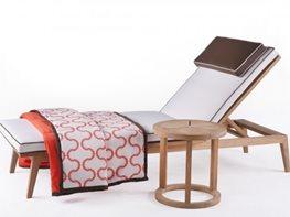 Teak Furniture with Designer Cushions
