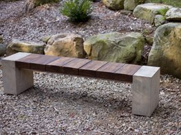 Contemporary Hand-Made Benches