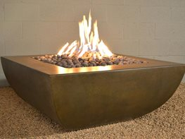 Lightweight, Durable and Decorative Fire Pits