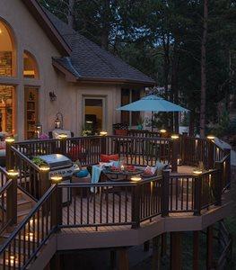 deck lighting
