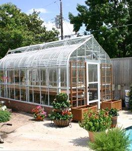 Prefab & Custom Greenhouses