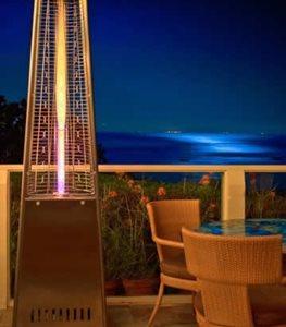 Stylish & Portable Patio Heater