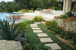 Backyard Landscaping Amelia B. Lima & Associates San Diego, CA